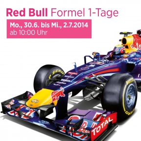 Red Bull Formel 1-Tage