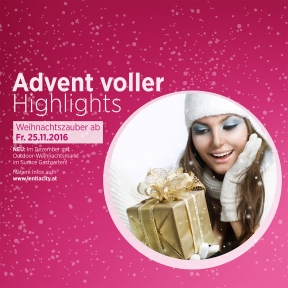 Advent voller Highlights