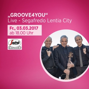 """GROOVE4YOU"""