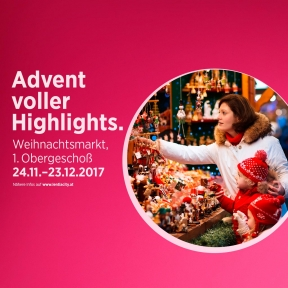 Advent voller Highlights.