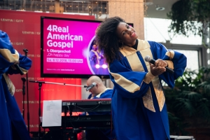Adventkonzert 4Real American Gospel Bild 9