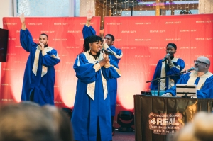 Adventkonzert 4Real American Gospel Bild 7