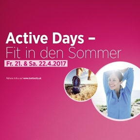 Active Days - Fit in den Sommer