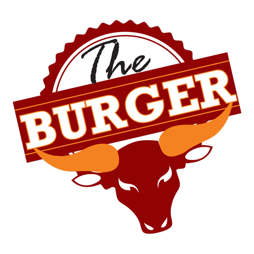 The Burger Logo