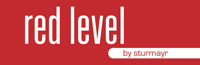 Red Level by Sturmayr Coiffeure Logo