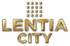 Lentia City Logo